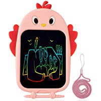 Bagpipe Gifts Toys for Age 3 4 5 6 Year Old Girls and Boys, LCD Writing Tablet 8.5...