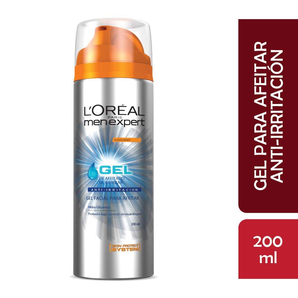 L'Oreal Men Expert by Paris Anti Irritation Shaving Gel 200ml L' Oreal A5116402