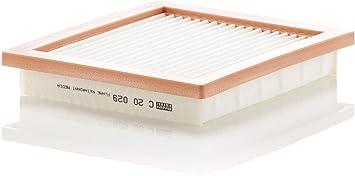 Original Mann Filter Luftfilter C 20 029 Für Pkw Auto