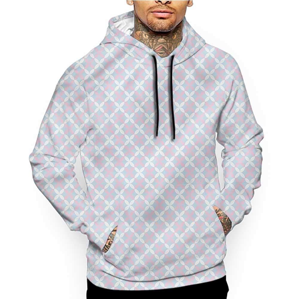 Hoodies Sweatshirt/Men 3D Print Abstract,Floral Arrangement,Sweatshirts for Teen Girls
