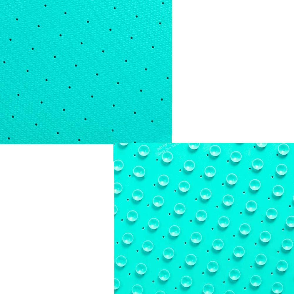 TLTLFHD Anti-Rutsch-Badematte, Bad Bad Bad Anti-Rutsch-Baby-Dusche Schutz Pad, Umweltschutz Mit Saugnapf Badematte 41 × 25cm (Farbe   Grün) B07H2CYC8M Duschmatten d3bb00