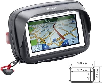 Givi KS954B Navi y Bolso para Smartphone con Soporte 5: Amazon ...