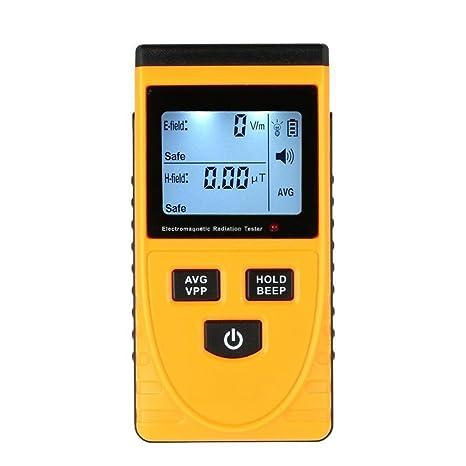 Detector de radiacion - TOOGOO(R) GM3120 Detector de radiacion electromagnetica digital Medidor Dosimetro