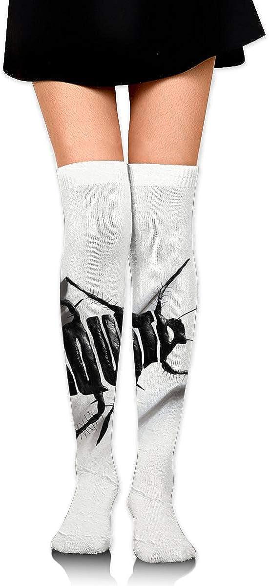 High Elasticity Girl Cotton Knee High Socks Uniform Mosquito Toy Women Tube Socks
