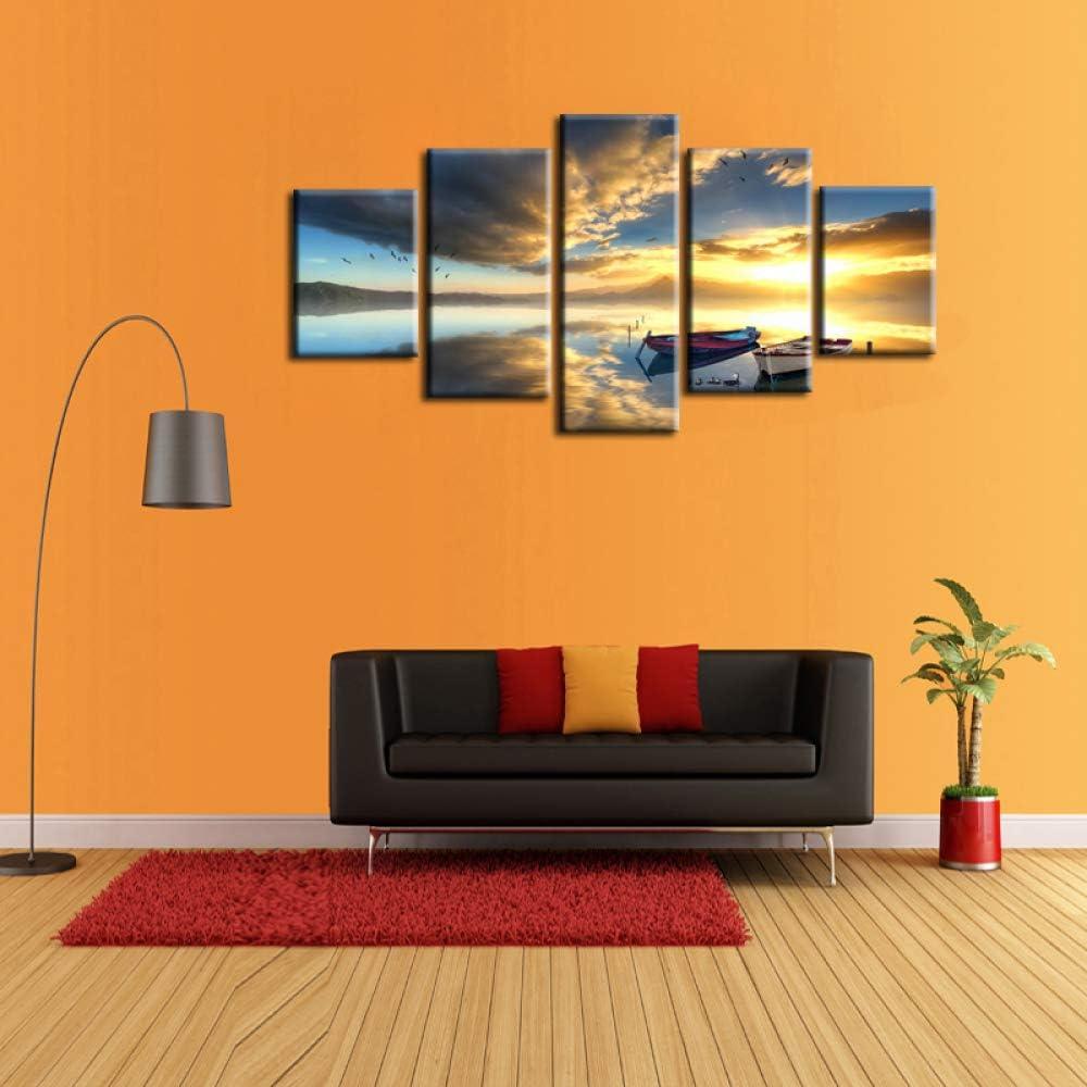 WSNDGWS Pintura Decorativa HD, Pintura Artesanal de Arce de ...