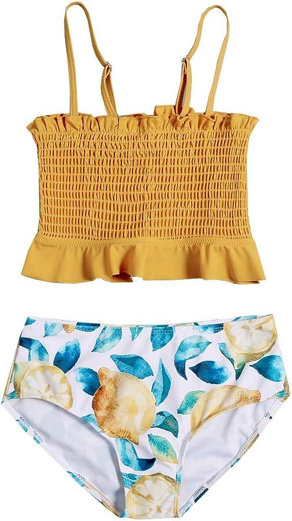Marryself Marryself Kleid 5-14 Jahre Mädchen Badeanzug