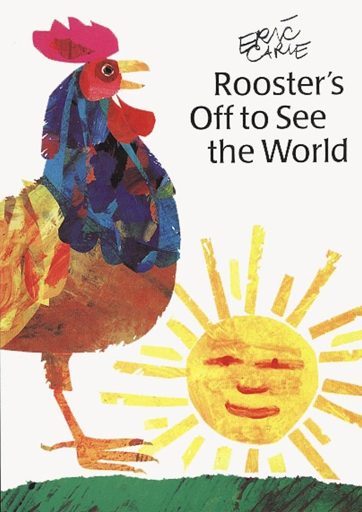Roosters Off World Eric Carle