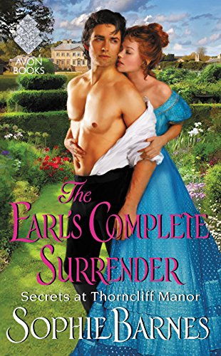 book cover of The Earl\'s Complete Surrender