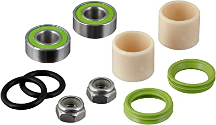 Spank Pedal pin replacement kit