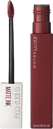 Maybelline New York Super Stay Matte Ink Lip Color, Voyager, 0.17 fl. Oz.