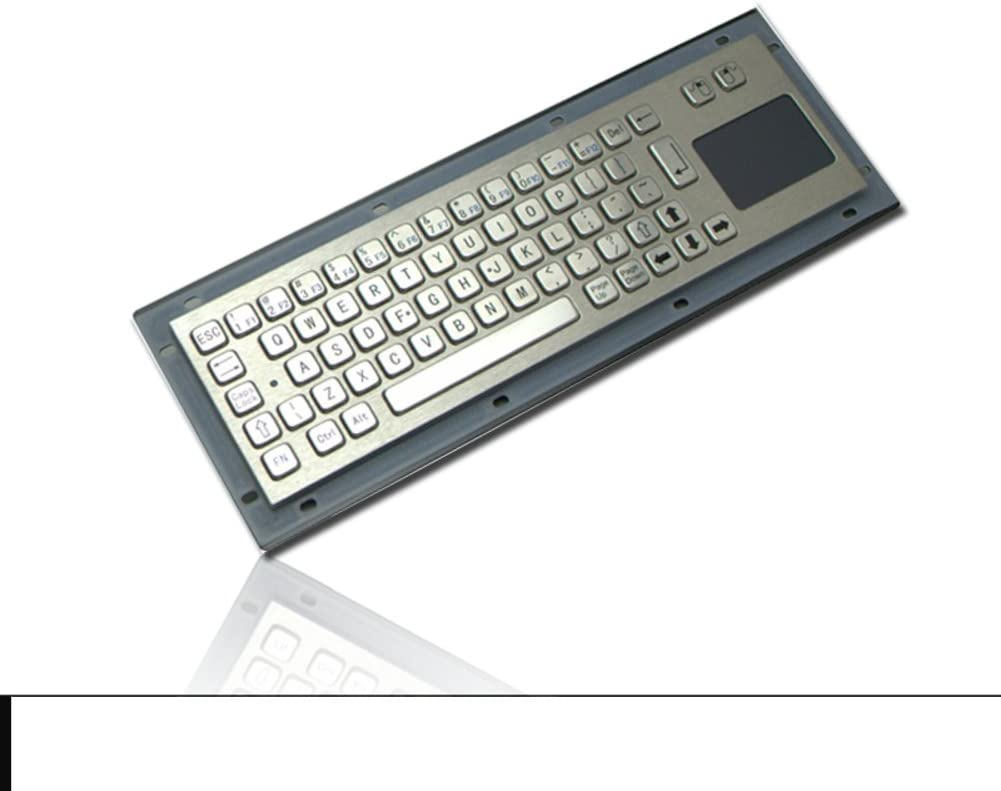 Waterproof,Stainless Steel,Ultra-thin//Office//One Mouse And Keyboard Set-A