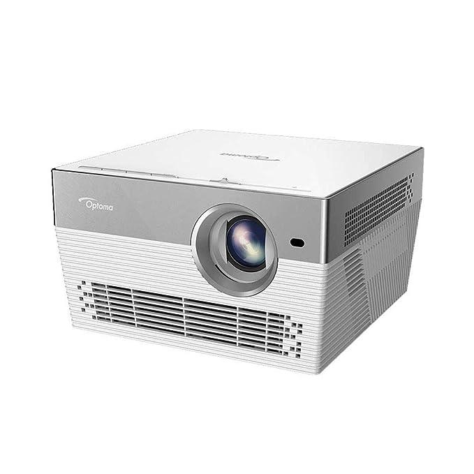 Actualización de Optoma Proyector 4K Real Vídeo TV Bluetooth ...