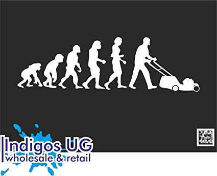 INDIGOS UG - Adhesivo/diseño con texto en/die cut - Evolución ...