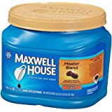 Master Blend Ground Coffee, 26.8 oz Canister (New Version)