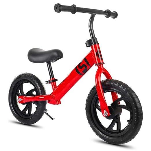LXIANGP Andador de Bicicletas para Niños 12 Pulgadas Bicicletas de ...