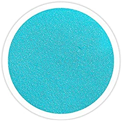 Sandsational Sparkle Pool Blue (Turquoise) Unity Sand, 22 oz, Colored Sand for Weddings, Vase Filler, Home Décor, Craft Sand