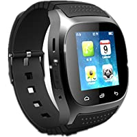 SMART Watch, akıllı saat Anti-Lost Bluetooth su geçirmez aktivite Tracker Smart Watch telefon (Support çağrıyı Antwort…