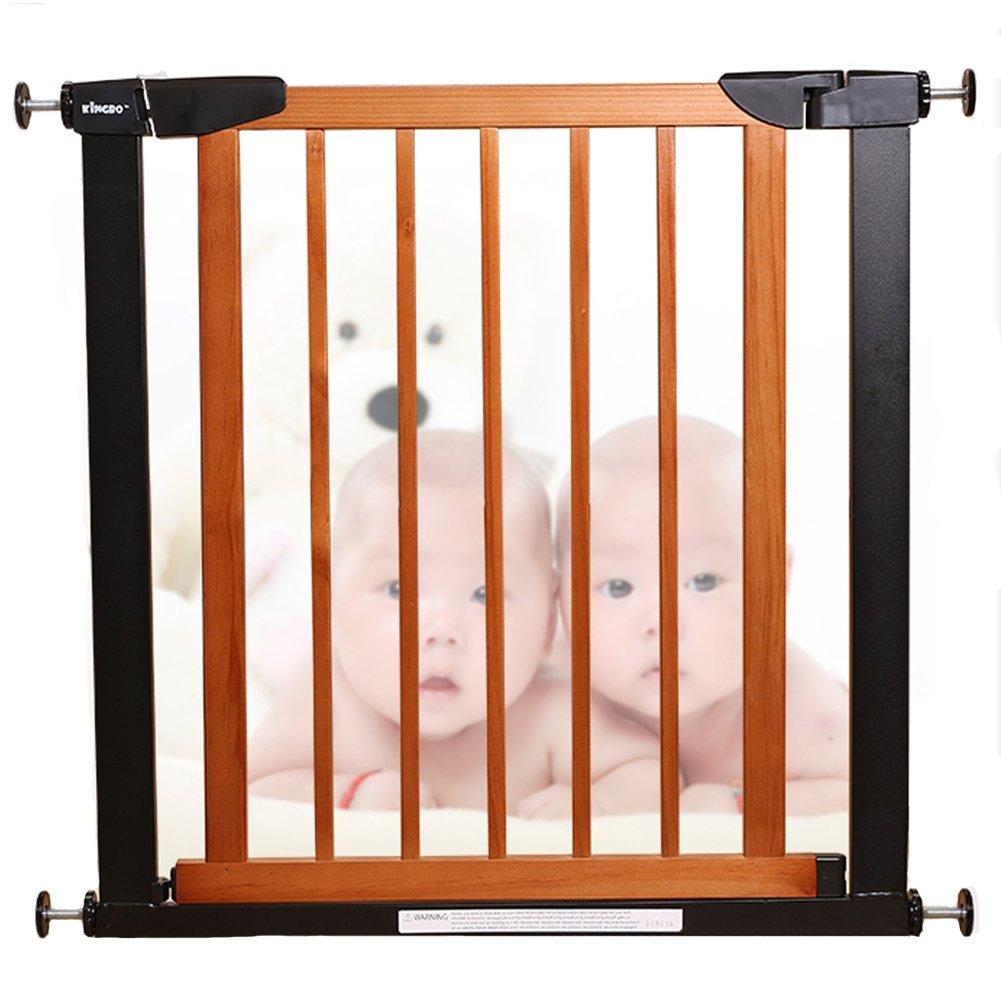 高速配送 エルフ ベビー(Fairy Baby) ベビーゲート木製 棕色 オートロック 突っ張り式 置くだけ 置くだけ 犬用ゲート 取付幅166-173cm 犬用ゲート 棕色 166-173cm B078KBS6ST, 超歓迎された:ff231500 --- a0267596.xsph.ru