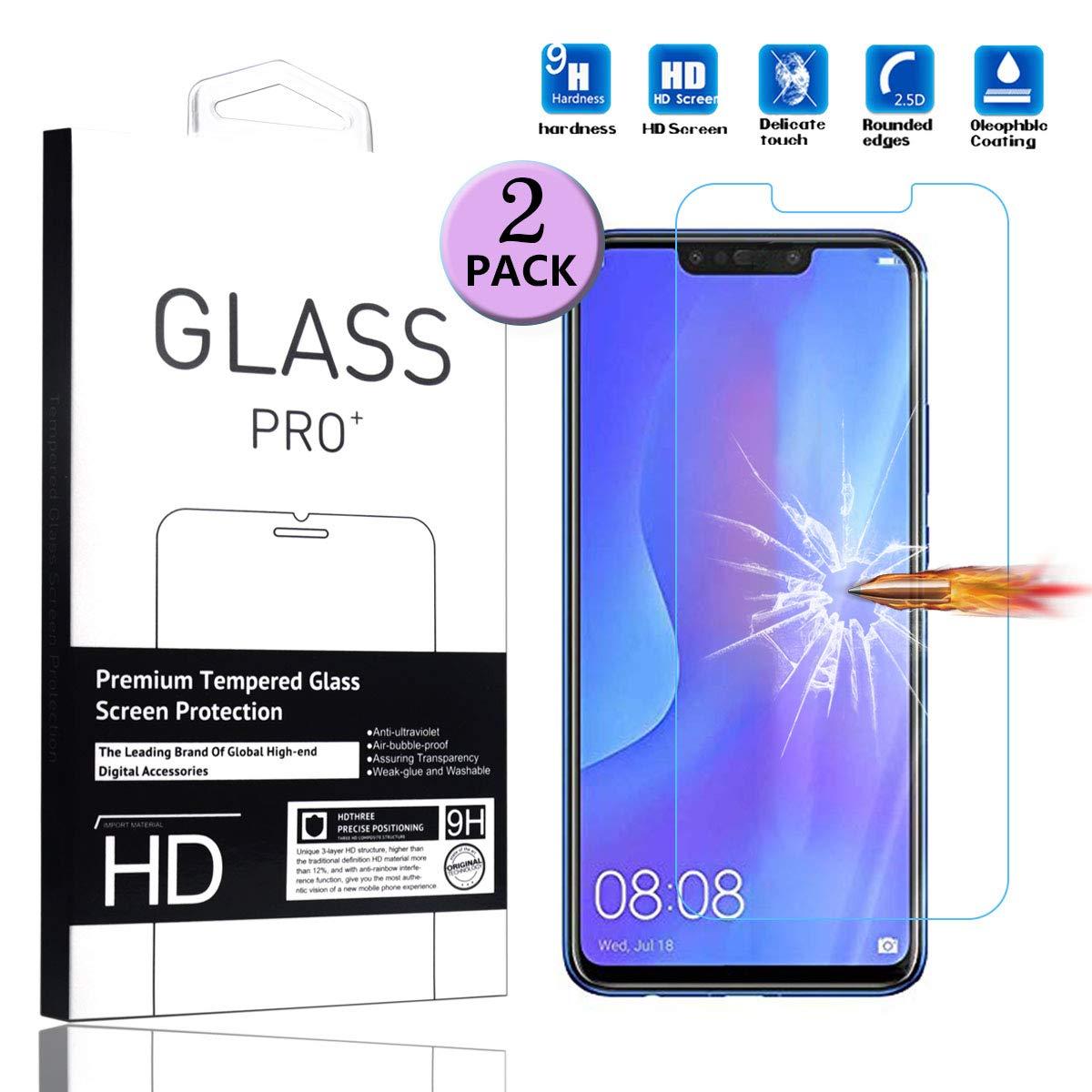 Amazon.com: Protector de pantalla de cristal templado para ...
