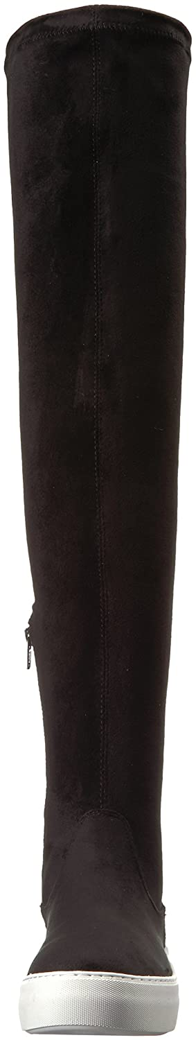 J The Slides Women's ARY Over The J Knee Boot B074QQ84NG 8.5 B(M) US|Black 7d216c