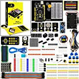 KEYESTUDIO Mega 2560 Starter Kit for Arduino Project, STEM Educational Kit for Kids and Adults