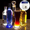 Belzer Bottle Light Glorifiers – 5 Pack - Premium Nightclub Service Accessories Set – Turn Heads and Create Impactful Experiences – Works with any Wine, Vodka, Whiskey, Etc - Lifetime Guarantee