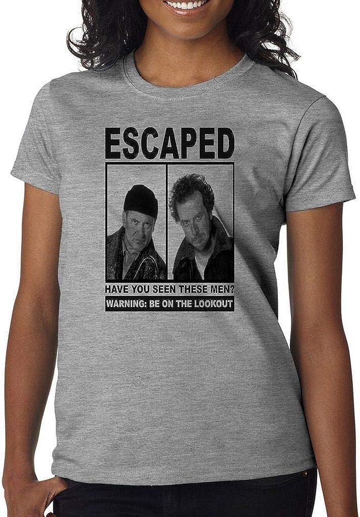 Home Alone Harry Marv Wanted Movie Fan Women' s Shirt Custom Made T-Shirt