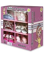 Tachan - Accesorios de Princesa en caja (CPA Toy Group BE2027)