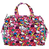 Ju-Ju-Be Be Prepared Hello Kitty Collection Diaper Bag, Lucky Stars