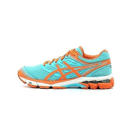 Asics Zapatillas de Running para Mujer de Gel Stratus 2 Turquesa, Mujer, Turquoise/