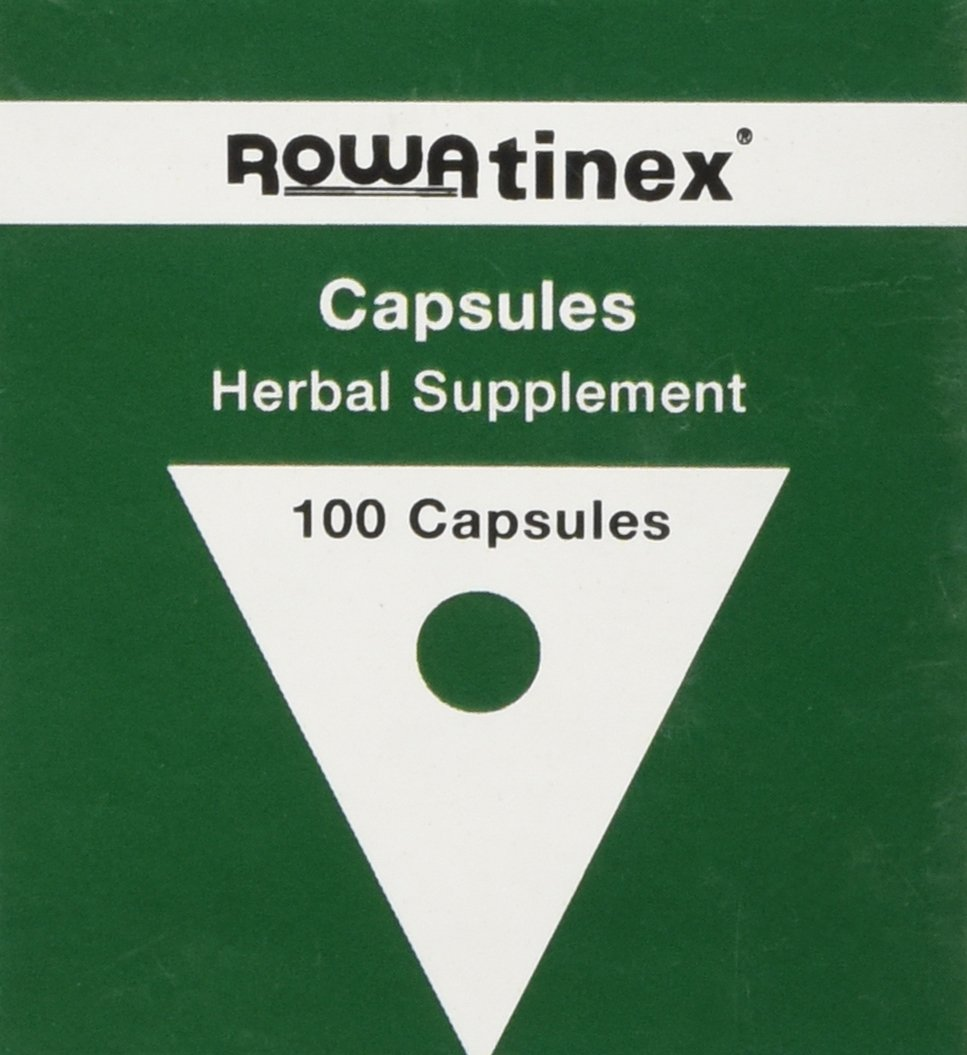 Rowatinex Capsules 100 Capsules by Rowa