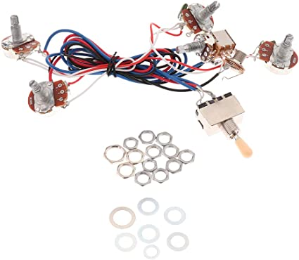 Juego de Cableado Circuitos con Potenciómetro para Partes de ...