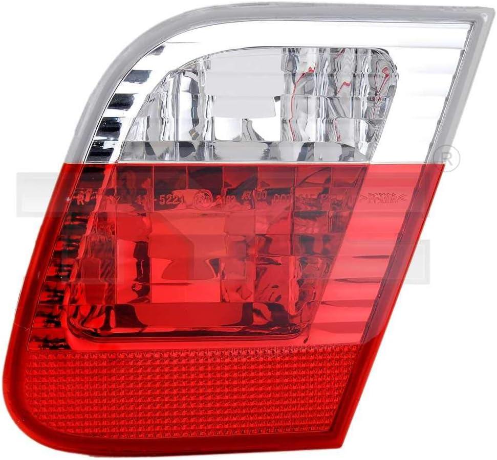 DAPA GmbH /& Co KG 175222119 Heckleuchte ohne Birnenhalter Links