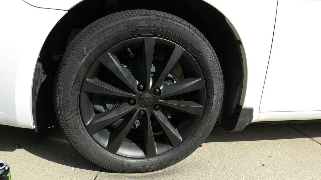 DYC Dip Your Car Performix Plasti Dip Aerosol Spray Cans Matte Black Set of 4 Liquid Wrap