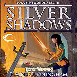 Silver Shadows Audiobook
