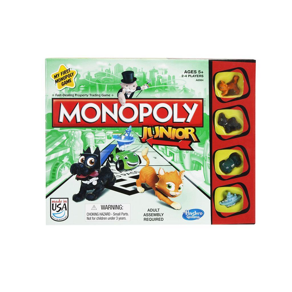 monopoly junior money instructions