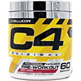 Cellucor ID Series C4 Pre Workout Original Berry Bomb, 60 Servings