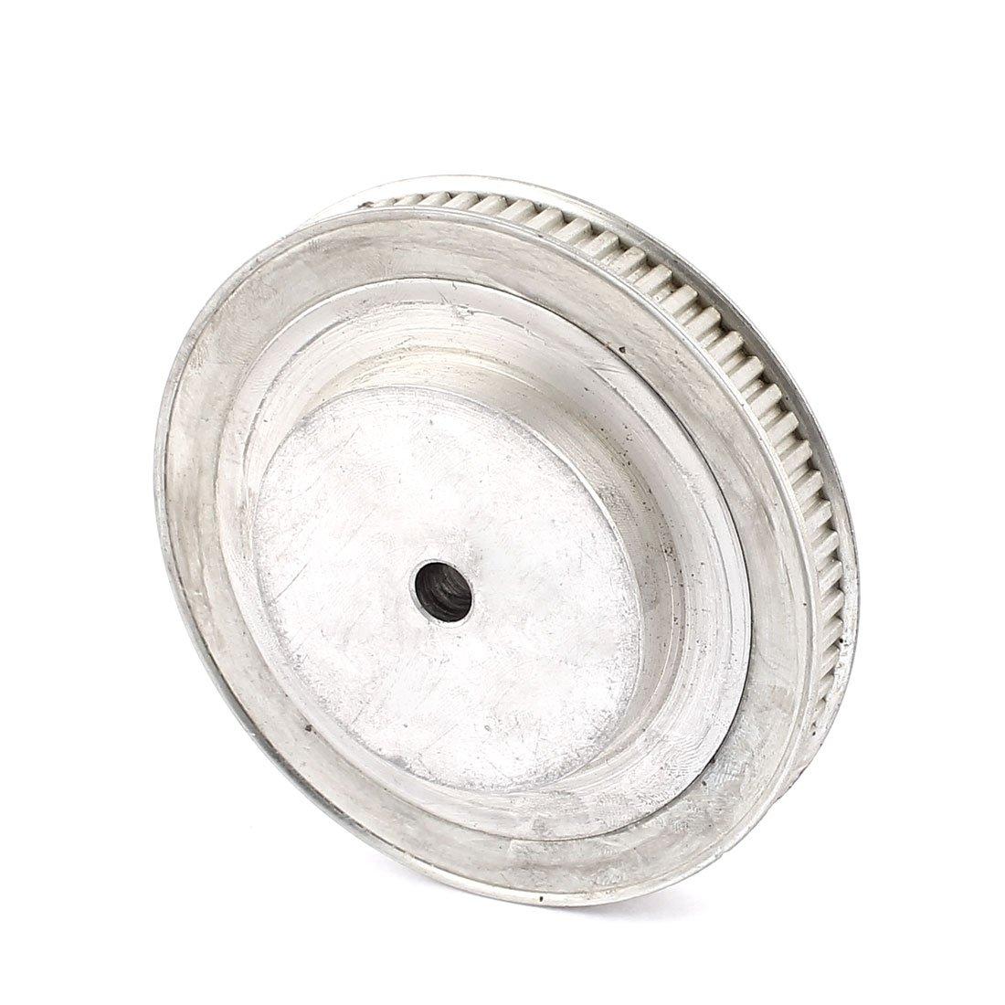 sourcingmap® 72Zähne 10mm Bohrung Dmr Aluminum XL Typ Motorantrieb Synchron Zahnriemenscheibe sourcing map a15071800ux0426