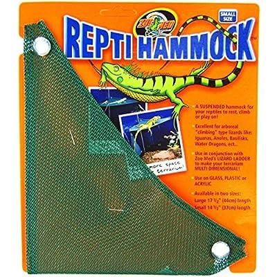 Zoo Med Mesh Reptile Hammock, 14-Inch