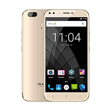 oukitel U22 Cuatro Cámara 3 G Smartphone 5,5 pulgadas Android 7.0 ...