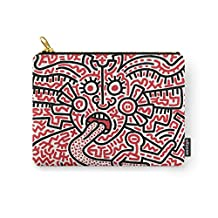 Society6 Keith Haring Carry-All Pouch