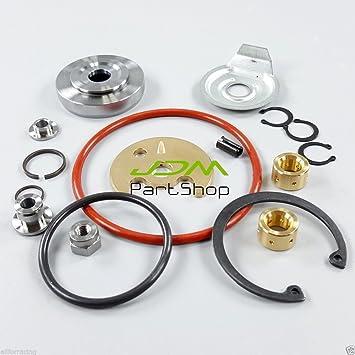 Para Forester Impreza WRX td04l-13t14t 15T 16T 49377 Turbo reparación Kit de reconstrucción: Amazon.es: Coche y moto