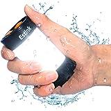 LEDランタン キャンプライト USB充電式 モバイルバッテリー アウトドアライト 5つ調光モード 携帯式 IPX7防水 野営 登山 釣り 防災 非常用 キャンプ用品 (電池は付属しておりません)