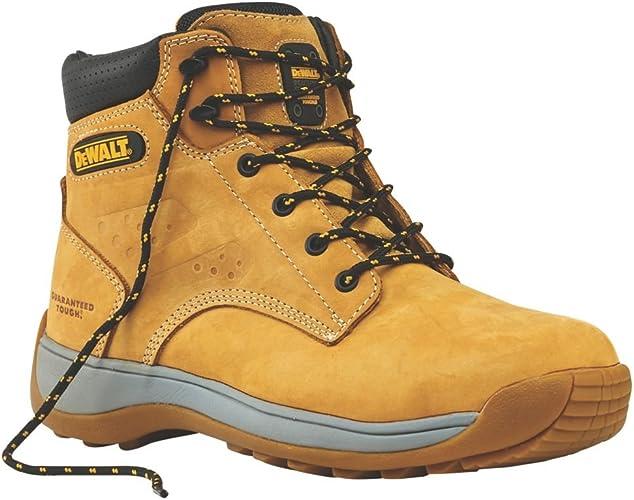 DeWalt Bolster Safety Boots Honey Size