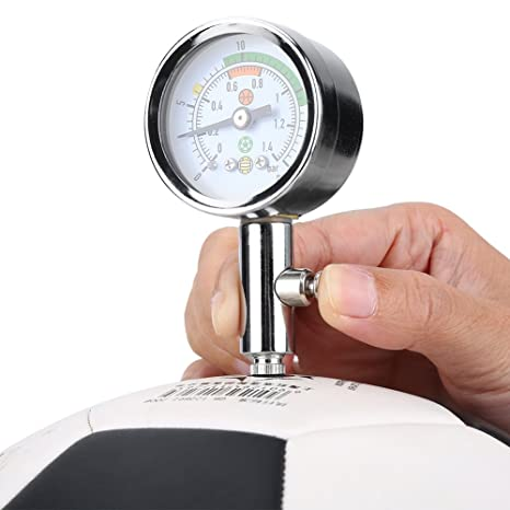 Bola Medidor de presión Mini ulitity manómetro de presión de aire ...