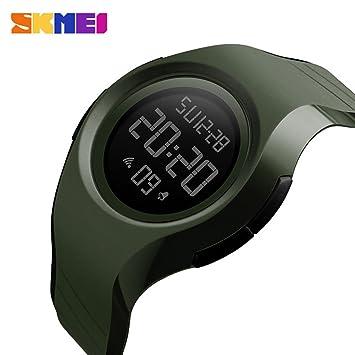 XKC-watches Relojes de Mujer, Mujer Hombre Reloj Deportivo Reloj Militar Reloj de Vestir