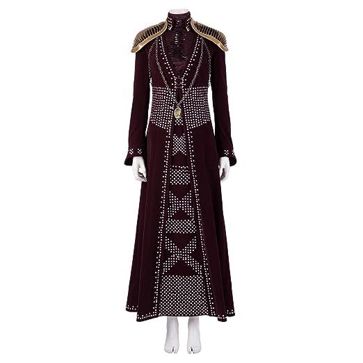 Juego de tronos 8 queen cersei lannister disfraz adulto mujer ...