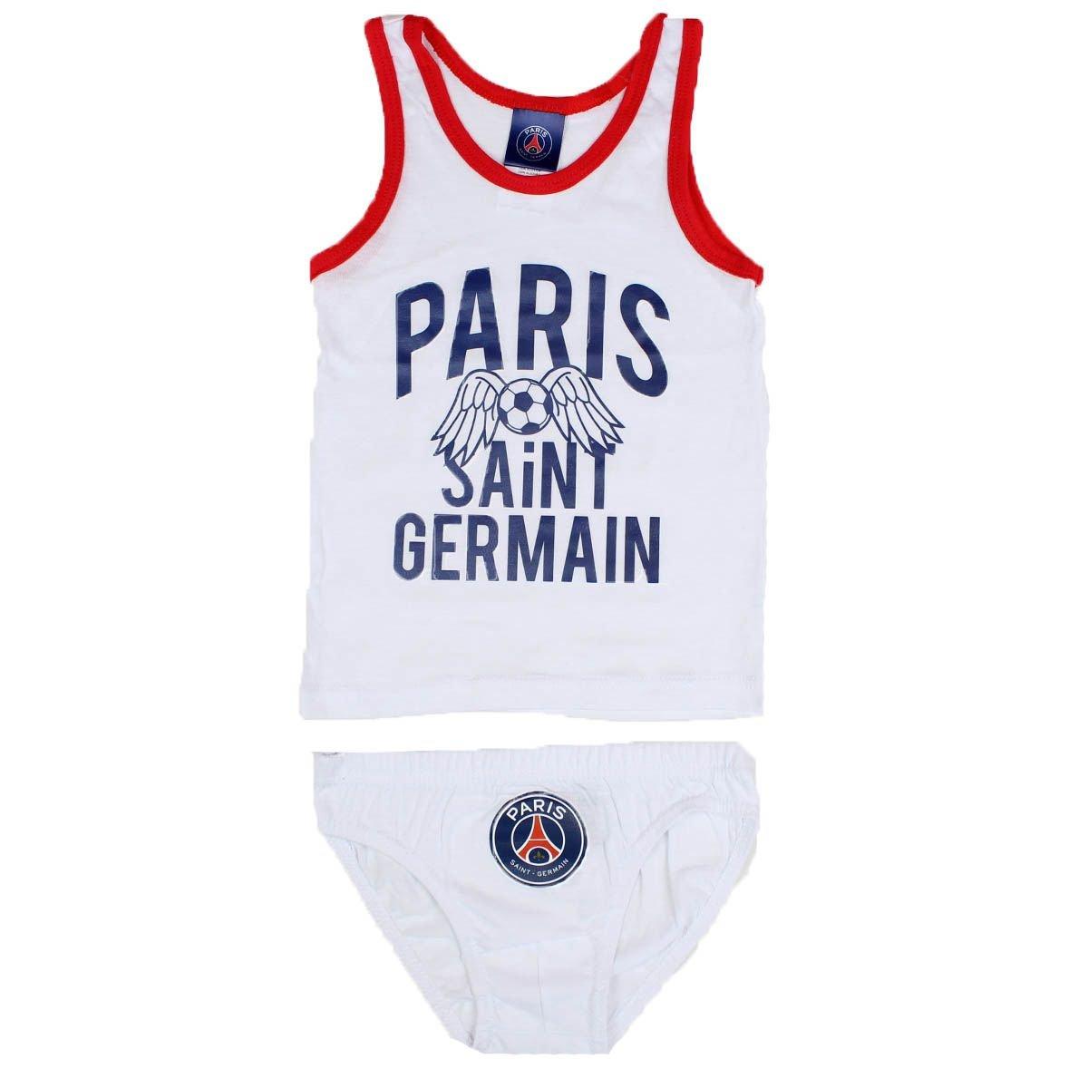 Junto camiseta con las bragas Paris Saint Germain chico: Amazon.es: Ropa y accesorios