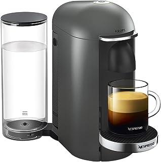Krups YY2778FD Independiente Totalmente automática Máquina de café en cápsulas 1.8L 1tazas Titanio - Cafetera