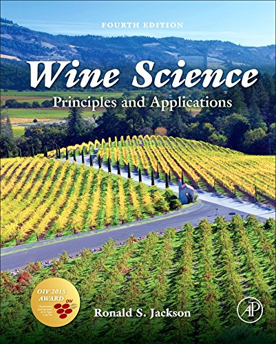 Wine Science, Fourth Edition: Principles and Applications (Food Science and Technology) (Wine Red Amarone)